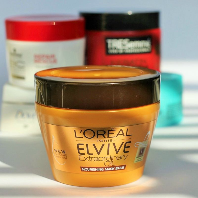 LOreal Elvive hair mask