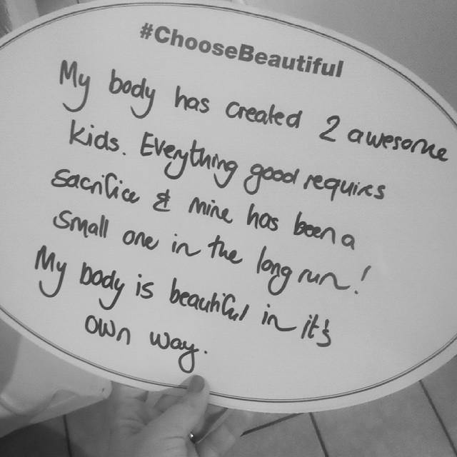 dove choose beautiful new story