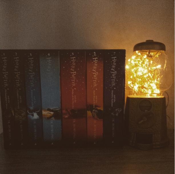 Instagram Harry Potter Books
