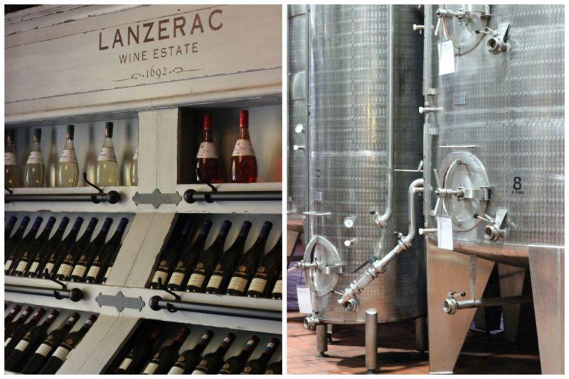 lanzerac wine