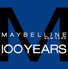 maybelline 100 logo