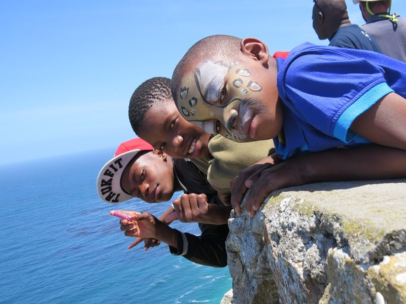 Left to right - Lolo, Sethu and Mandisi_Low Res