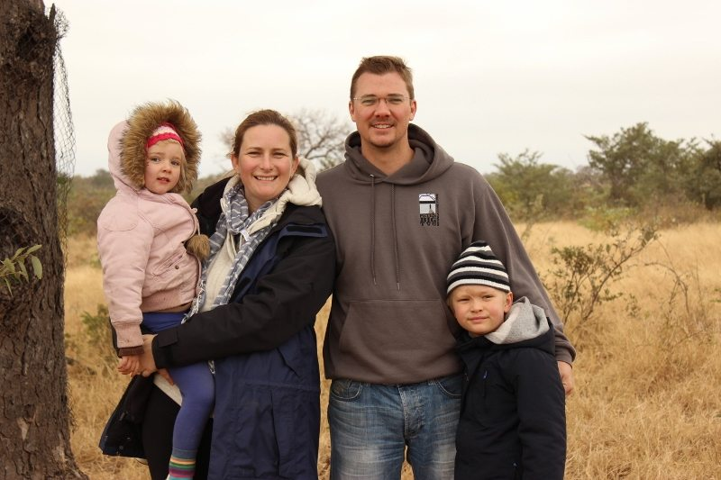 safari family holiday