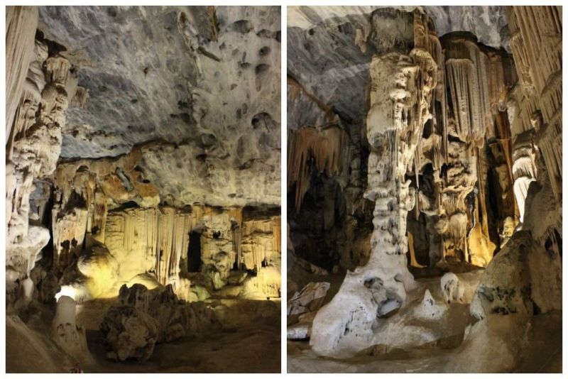 inside the cango caves