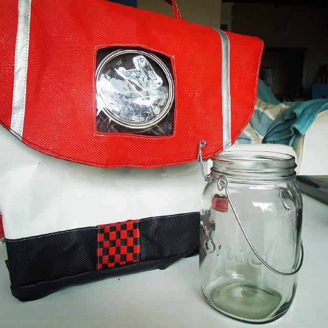 consol school bag