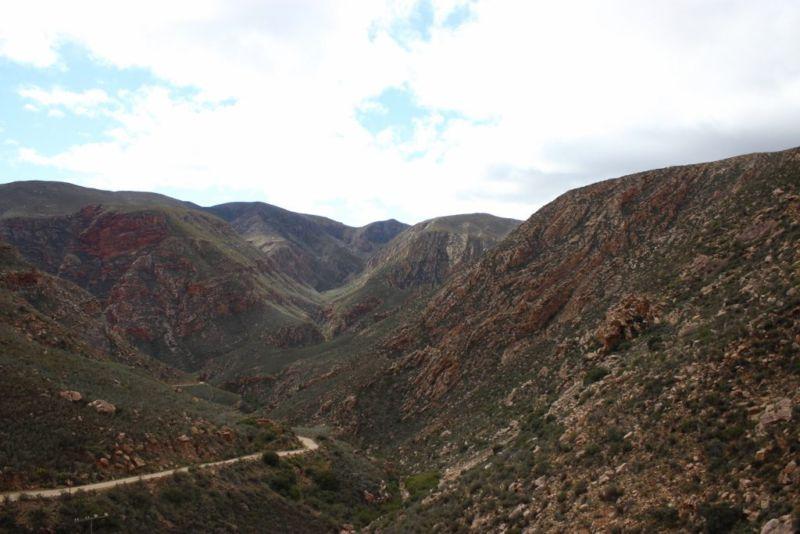 Swartberg Pass View