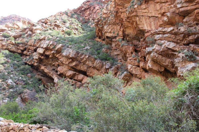 Swartberg Pass Geography