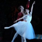 Laura Bösenberg & Thomas Thorne in GISELLE -- Photo by Pat Bromilow-Downing