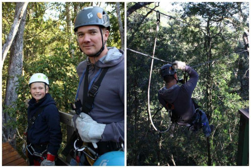 ziplining 5