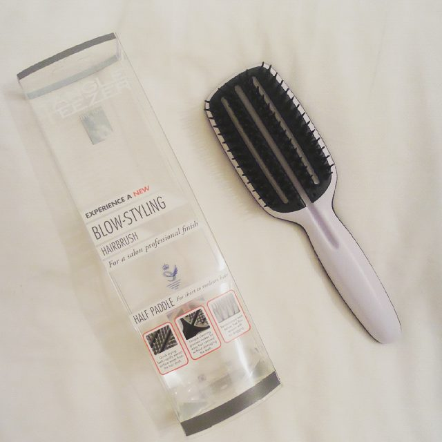 tangle teezer blow styling hairbrush