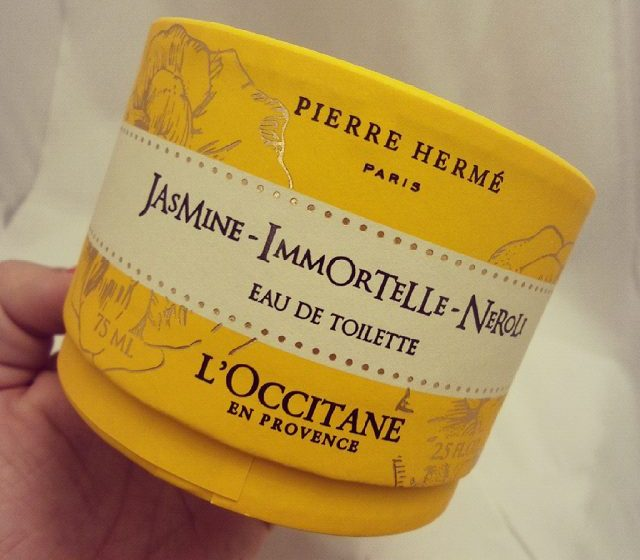 loccitane fragrance