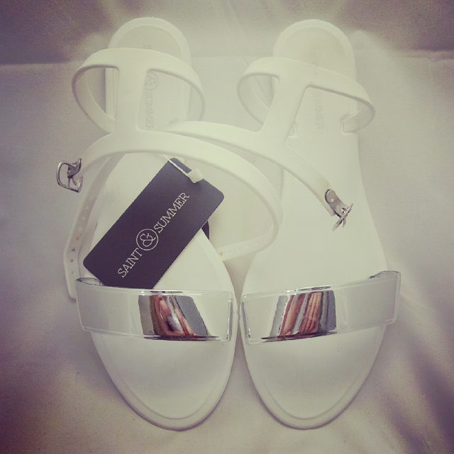 saint and summer sandals