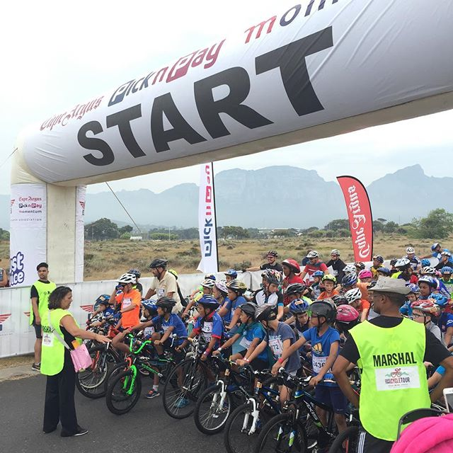 cape town junior cycle tour