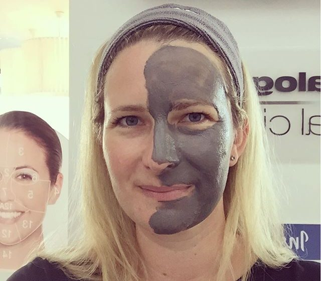 charcoal recovery mask