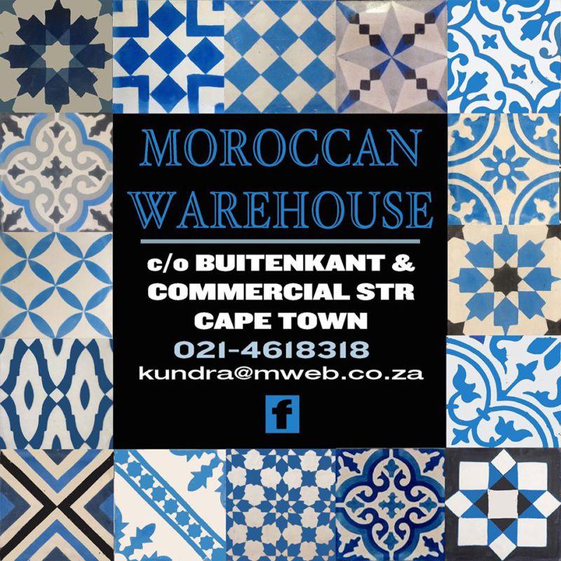 moroccan warehouse