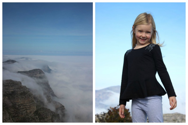 table mountain for kids