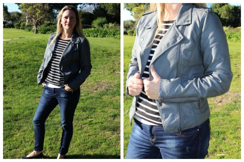 truworths leather jacket