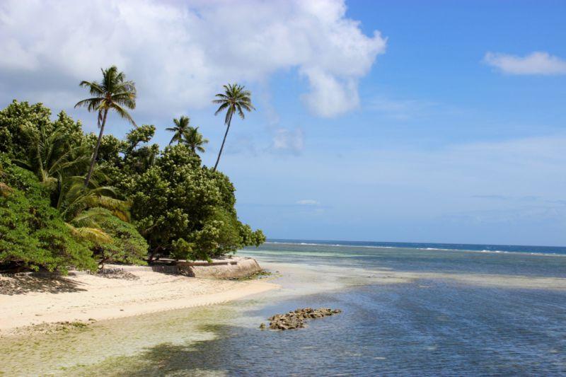 wakatobi beach