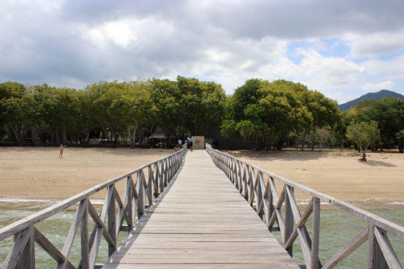 Komodo Island Jetty