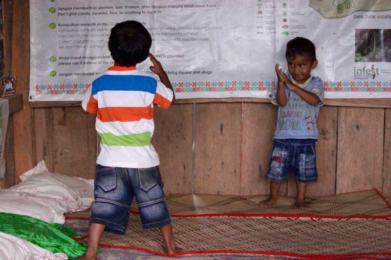 Little Boys of Melo Village