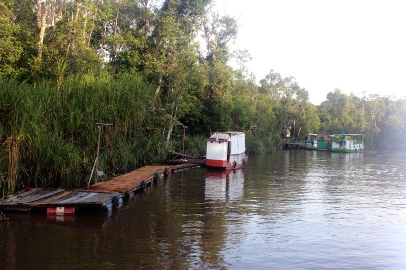 sekonyer river