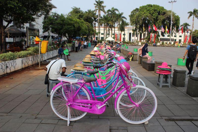 neon bikes jakarta