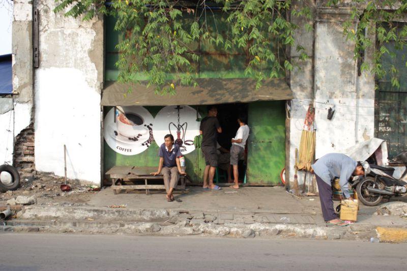 jakarta street life