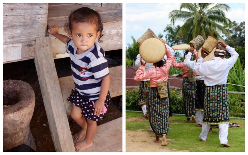 melo village life