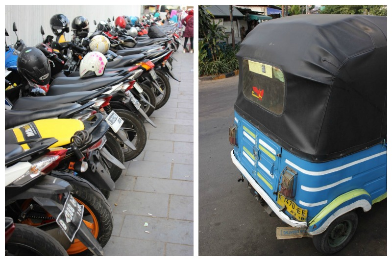 transport in jakarta