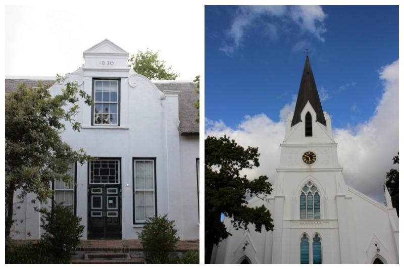 stellenbosch-architecture