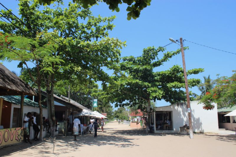 inhaca island village tour