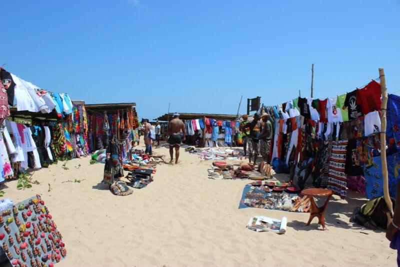 Portuguese Island Market