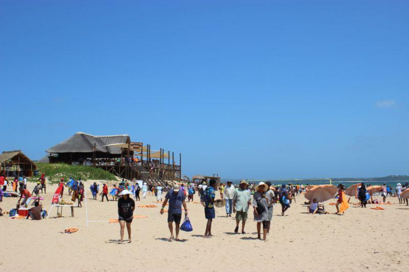Portuguese Island Beach, Mozambique