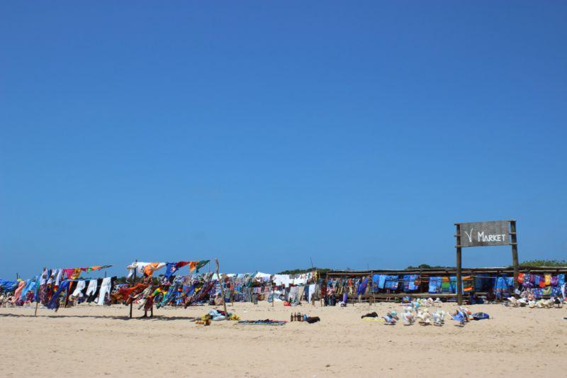 Portuguese Island Market, Mozambique