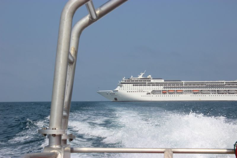 MSC Sinfonia Cruise Durban to Portuguese Islands