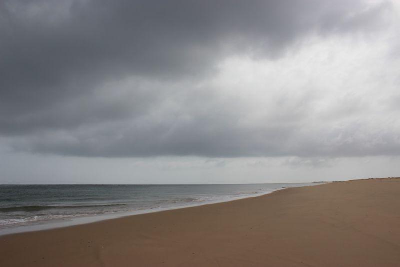 Portuguese Island beach walk