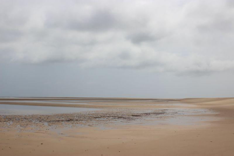 Portuguese Island beach view