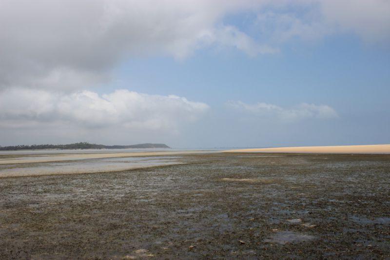 Portuguese Island lagoon