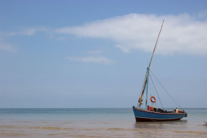 fishing boat mozambique