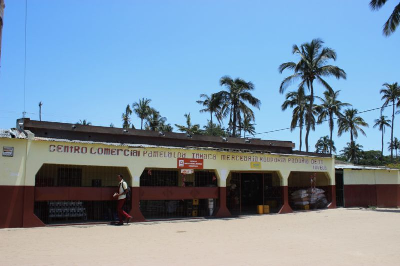 inhaca island shop