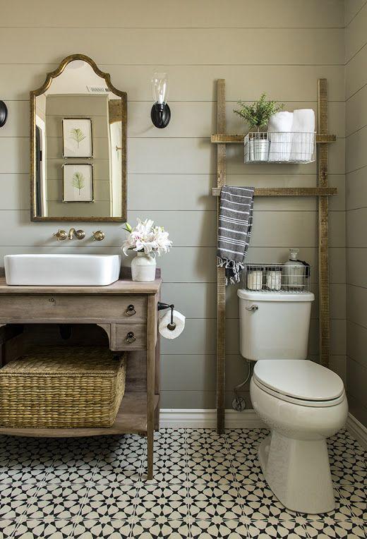moroccan tiled bathroom floor