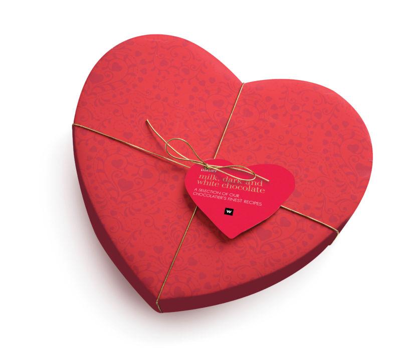 WWorthsValentines HEART BOX