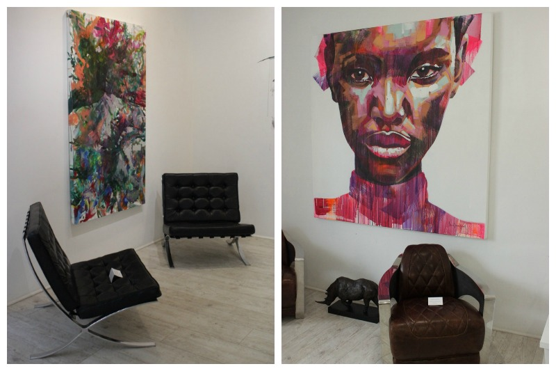 eclectic art and design