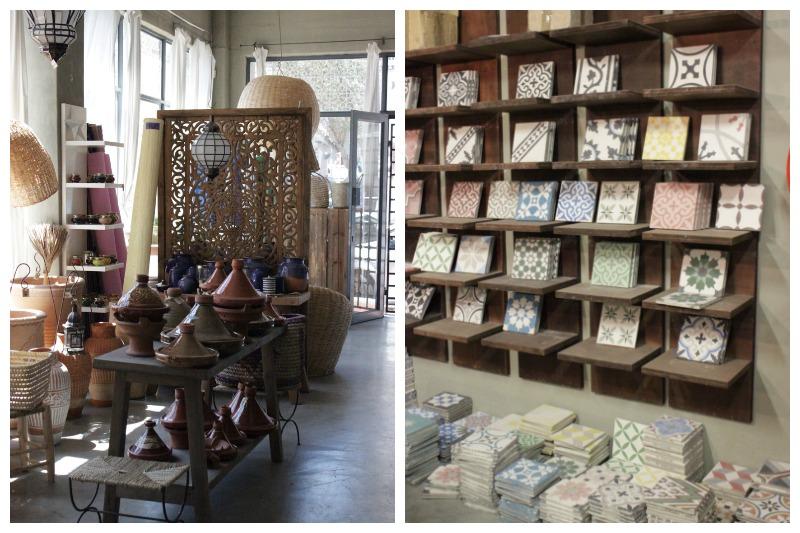 Inspiring Interiors Moroccan Warehouse