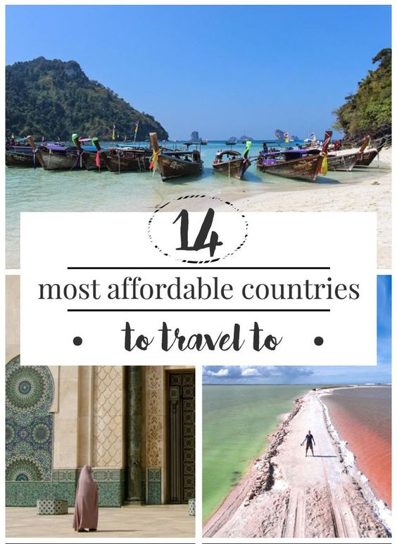 14 affordable countries