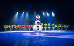OLAF Disney On Ice © Disney