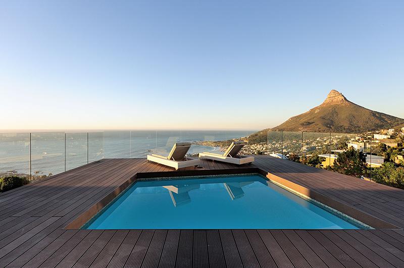 Sea Star Rocks, Camps Bay, Cape Town