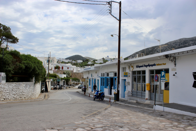 sifnos town