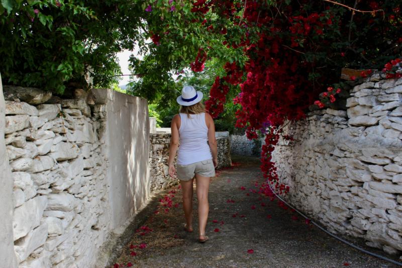 greek gardens