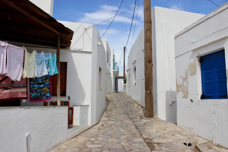 sifnos street